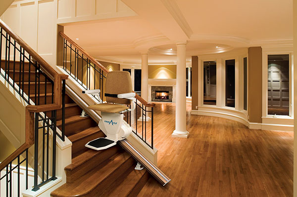 Stair Chair Lifts - Delaware Elevator